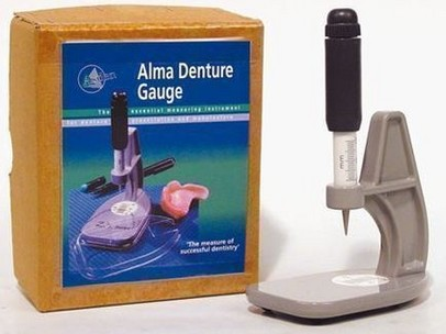 ALMA GAUGE DENTURE MEETINSTRUMENT