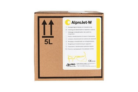ALPROJET W ALPRO CUPTAINER  5 LITER
