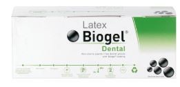 LATEX BIOGEL-D HANDSCHOENEN 5.5