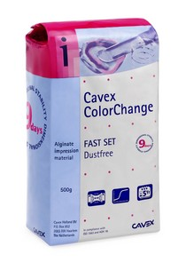COLOR CHANGE FAST SET CAVEX  1X500GR