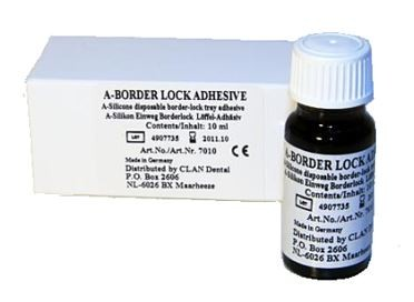 ADHESIVE CLAN BORDERLOCK 10ML      7010