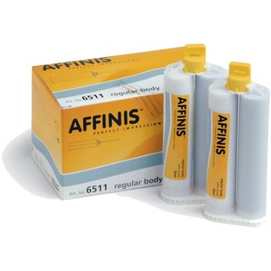 AFFINIS REGULAR BODY CARTRIDGE 2X50ML 6511