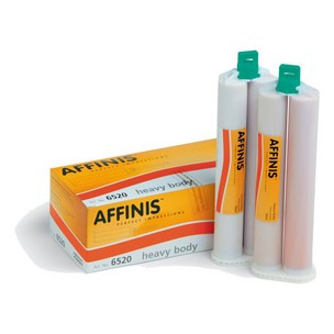 AFFINIS HEAVY BODY 6520 CARTRIDGE 2X75ML