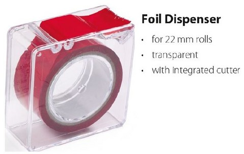 HANEL DISPENSER 22MM PLEXIGLAS