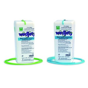 WEDJETS KOORD HYGIENIC NON-LATEX GROEN SMALL