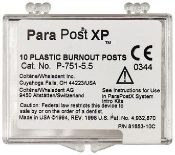 PARA-POST BURN-OUT P751-5,5 PAARS