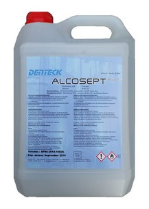 ALCOHOL ALCOSEPT PLUS  5L OPP.DESINFECTIE