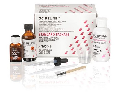 RELINE GC KIT HARD METHYLMETHACRYLAAT VRIJ