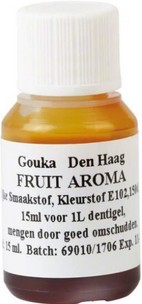 DENTIGEL FRUIT       SMAAKSTOF