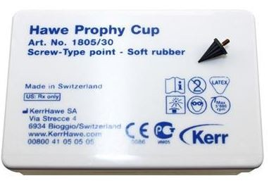 POLIJSTCUPS HAWE 1805 YOUNG POINTED 144ST