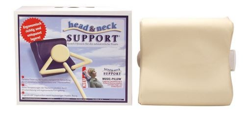 HEAD&NECK SUPPORT COMFORTKUSSEN