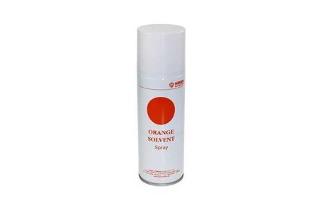 ORANGE SOLVENT SPRAY H&W 200ML