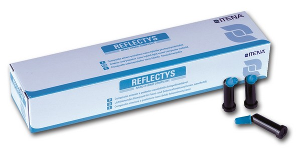 REFLECTYS ITENA COMPOSIET A1 CAPS 20X0,25G