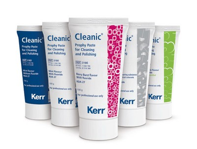 CLEANIC KERR TUBE 100GR BERRY + FLUOR 3186