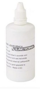 DISCLOSING SOLUTION LACTONA DUO-ACTIVE 60ML