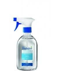 ALCOHOL NEDALCO 380 DES-O SPRAYFLACON LEEG 500ML