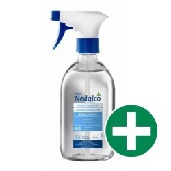 ALCOHOL NEDALCO 380 DES-O SPRAYFL 100ML