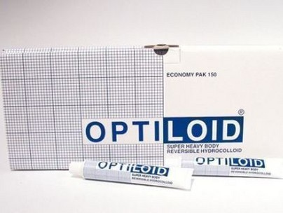 OPTILOID HB HYDROCOLLOID  10X60GR