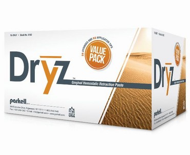 DRYZ RETRACTION PASTE VALUE PACK 25 SPUITEN