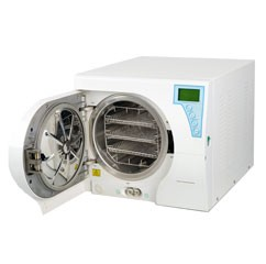 P&T MEDICAL AUTOCLAVE B 17L+DATALOG+PRINTER