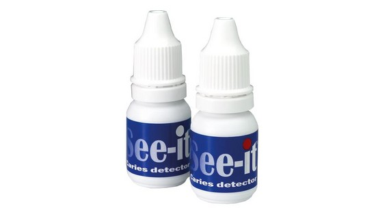 CARIES DETECTOR SEE-IT BLAUW 10ML