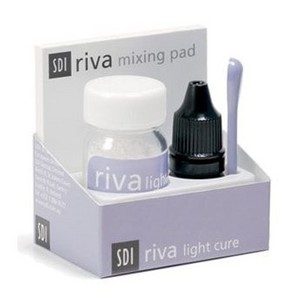 RIVA SDI LIGHT CURE POWDER/LIQUID A2 HANDMIX
