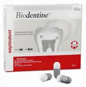 BIODENTINE MTE CAPS 15ST SEPTODONT
