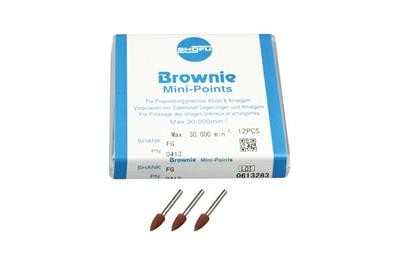 BROWNIE FG POINTS 0413 12ST