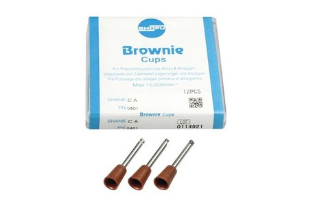 BROWNIE RA CUPS   0401 12ST