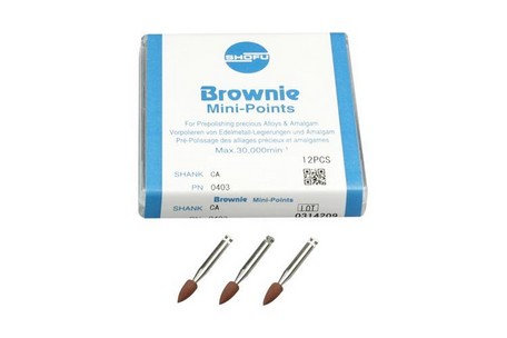 BROWNIE RA POINTS 0403 12ST