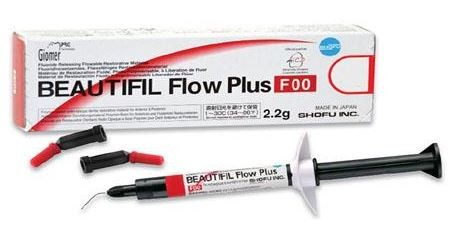 BEAUTIFIL FLOW PLUS SHOFU FOO A4