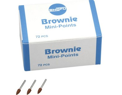 BROWNIE FG POINTS H0413 72ST