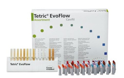 TETRIC EVO FLOW CAVIFIL ASS